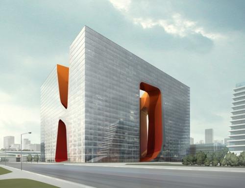 Investiţie de 10 mil. euro într-un proiect de birouri din parcul Tetarom Cluj
