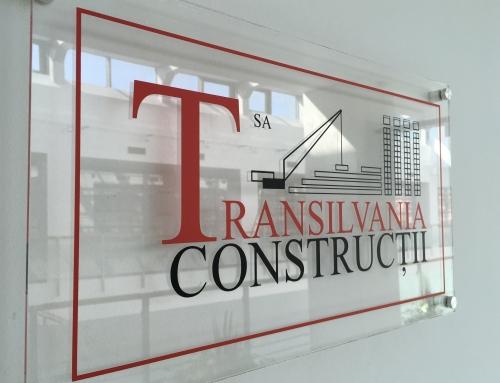 Comunicat de presă: Transilvania Construcții își schimbă sediul la Novis Plaza