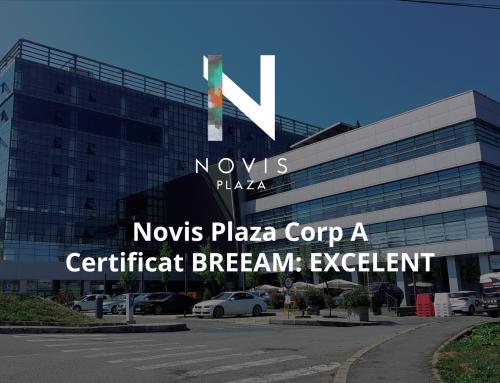 Novis Plaza Corp A – BREEAM: EXCELENT
